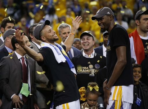 NBA The Finals: Golden State è a una vittoria dall'anello