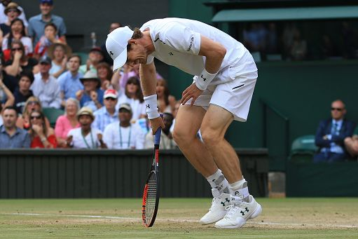 Andy Murray getta la spugna: