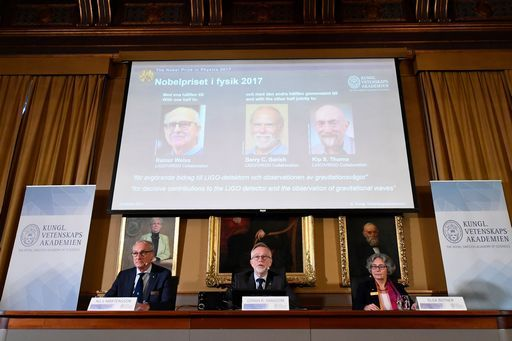 Premio Nobel per la Fisica a Kip Thorne, consulente scientifico in Interstellar