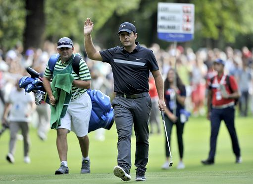 Golf: Open d'Italia, partenza sprint di Francesco Molinari