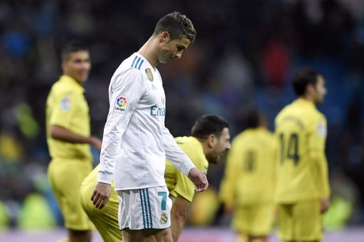 Real Madrid in crisi, battuto in casa dal Villarreal