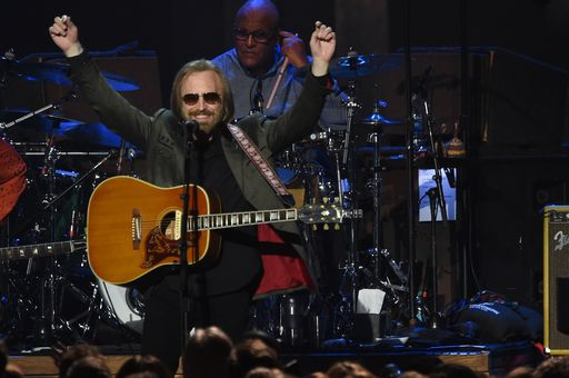 Tom Petty è morto per una overdose di farmaci