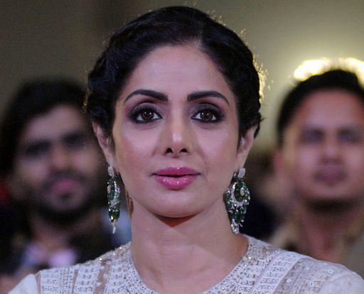 E' morta a 54 anni la superstar di Bollywood Sridevi Kapoor