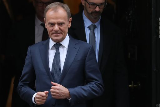 Ue Tusk Gb si aspetti frizioni in rapporti commercio post-Brexit