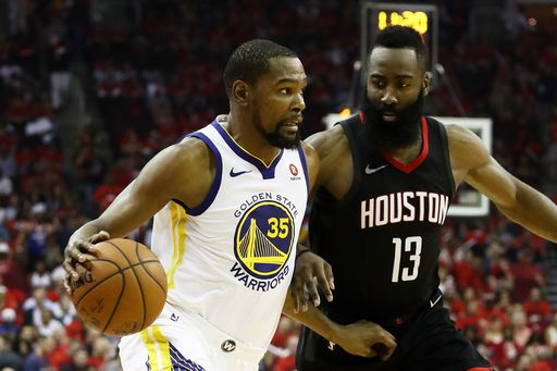 Houston stravince gara2, non basta super Durant