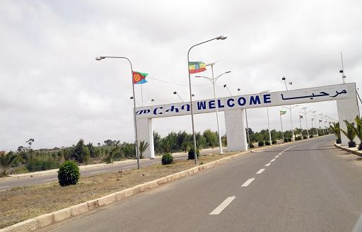 Eritrea, Ethiopian flags waving in Asmara, imminent visit to Abyi
