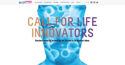 Bioupper: 10 startup Call for Ideas in programma accelerazione
