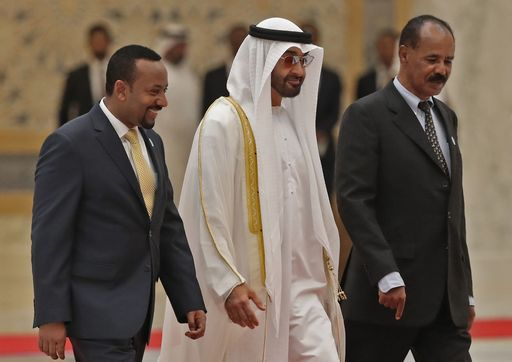 Horn of Africa strategic region (which increasingly looks to the Gulf)