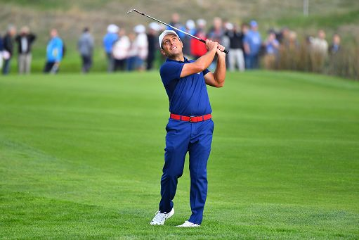 Pga tour: Francesco Molinari ottima partenza e hole in one