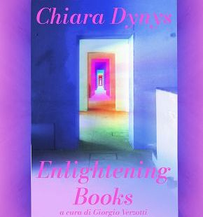 "A Roma fino al 4 settembre ""Chiara Dynys. Enlightening Books"""