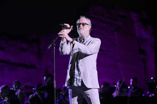 De Gregori fa sognare Caracalla, al via tour Greatest Hits Live