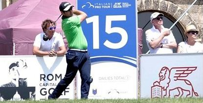 Nell'Acaya open dailies total 1 Gregory Molteni nuovo leader