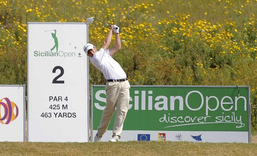 Eurotour: allo Scottish open con obiettivo quarto major