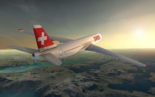 Disponibile per iPhone e Android il nuovo Real Flight simulator