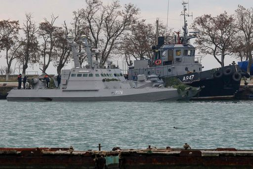 Ucraina sequestra nave russa nel Mar d'Azov