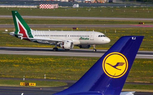 Alitalia: Lufthansa in campo, si propone come alternativa a Delta