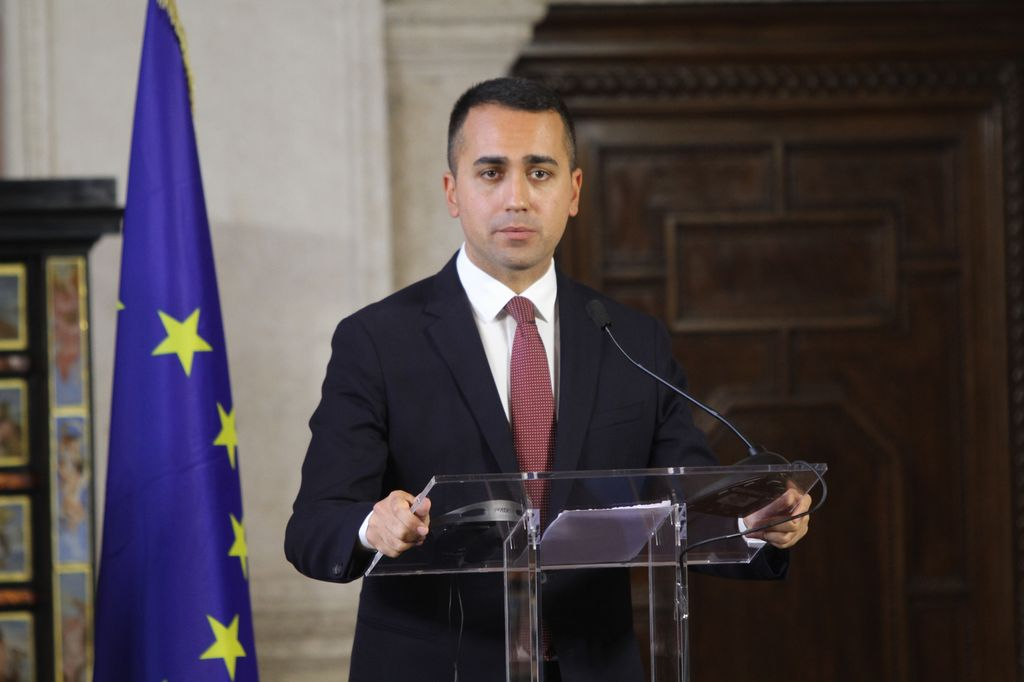 Di Maio: grazie a Germania, sempre disponibile su migranti