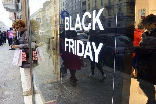 Black Friday, i siciliani spenderanno 150 mln