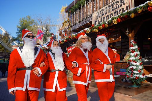 Sabato 7 dicembre inizia Gardaland Magic Winter