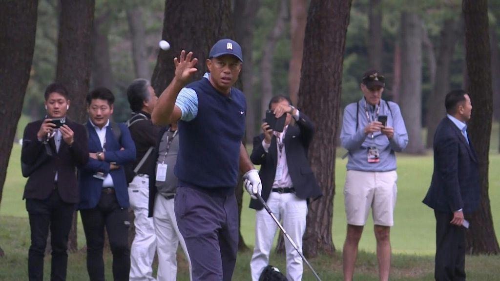 World Challenge: Woods e team Usa, prove di Presidents cup