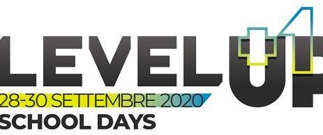 Competenze digitali, arriva Level Up School Days 2020