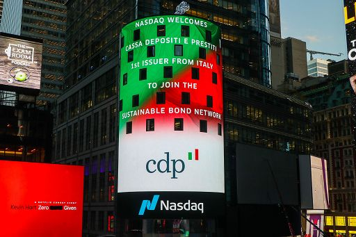 Cdp aderisce al Nasdaq Sustainable Bond Network