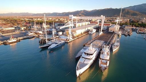 Da The Italian Sea Group interesse per Perini Navi